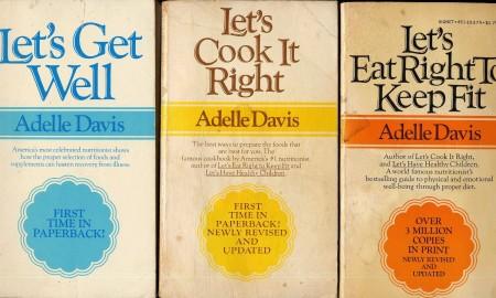 adelle-davis-books