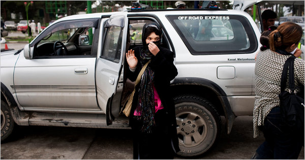 Mutilated Afghan woman on the cover of Time | The Health