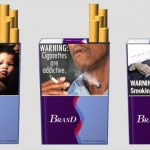 New US cigarette package labeling