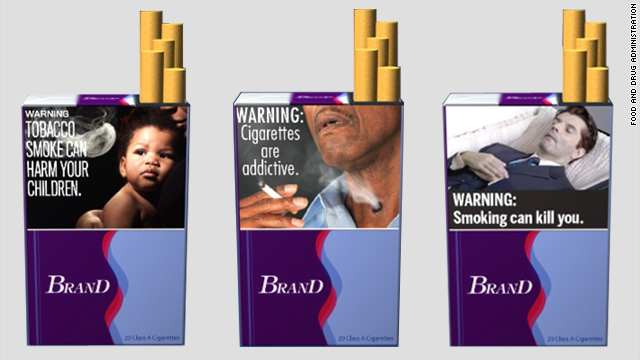 Do Gruesome Graphics Deter Or Promote Smoking The Health Culture