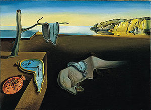 dali-the-persistence-of-memory