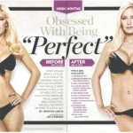 Heidi Montag cultural texts promoting cosmetic surgery