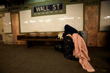 homeless-on-wall-street