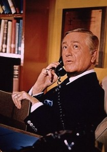 Marcus Welby MD on the phone