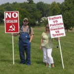 No socialism freedom vs tyranny