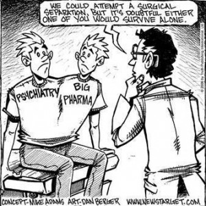 Psychiatry and big pharma