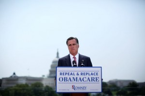 Romney: Repeal & Replace Obamacare