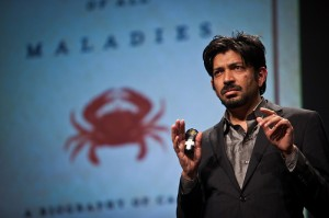 Siddhartha Mukherjee Tthe emperor of all maladies