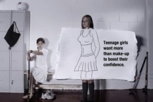Teenage girls want cosmetic surgery