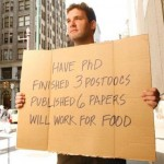 Unemployed PhD