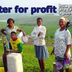 Water for profit South Africa