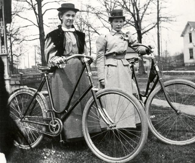 Why women should not ride bicycles: The medical opinion in 1896